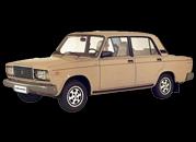 ВАЗ LADA 2107 копия [1600x1200]